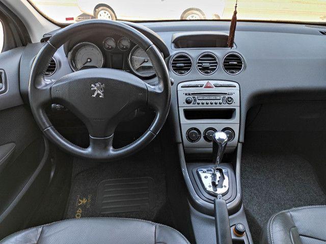 Peugeot 408 2.0 Flex Allure Automático Baixo Km Revisado  - Foto 6