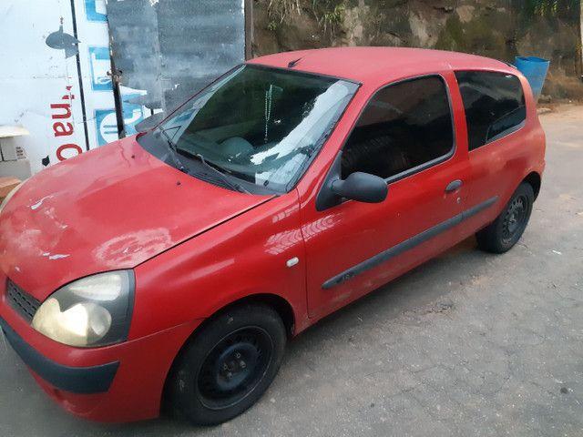 Vendo Renault Clio duas portas completo  - Foto 3