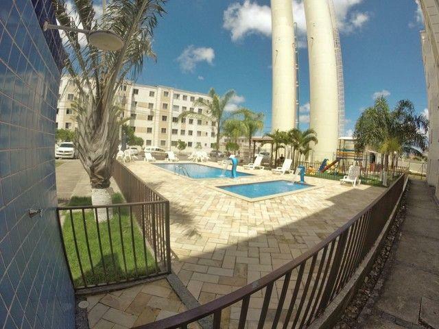 Apartamento novo 2/4 no Antares - Foto 2