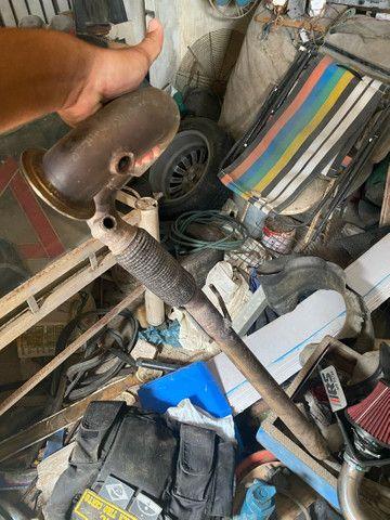 Escamento full inox 304 Golf tsi  - Foto 5
