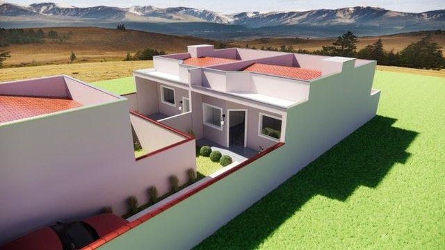 Vendo excelentes imóveis no Vale Do Sol em laje com desing moderno. - Foto 5