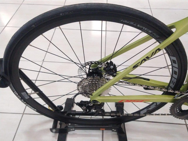 Bicicleta Speed Sava Road Disc - Foto 4