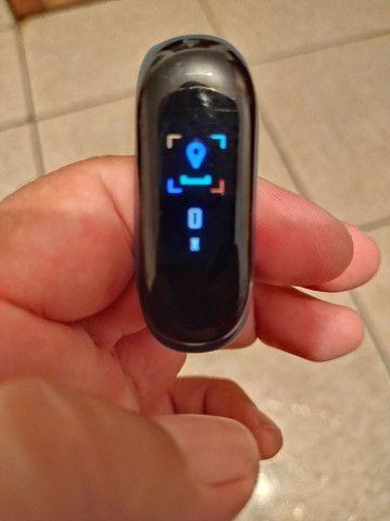Relógio Inteligente com monitor cardíaco - Foto 3