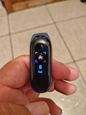 Relógio Inteligente com monitor cardíaco - Foto 4