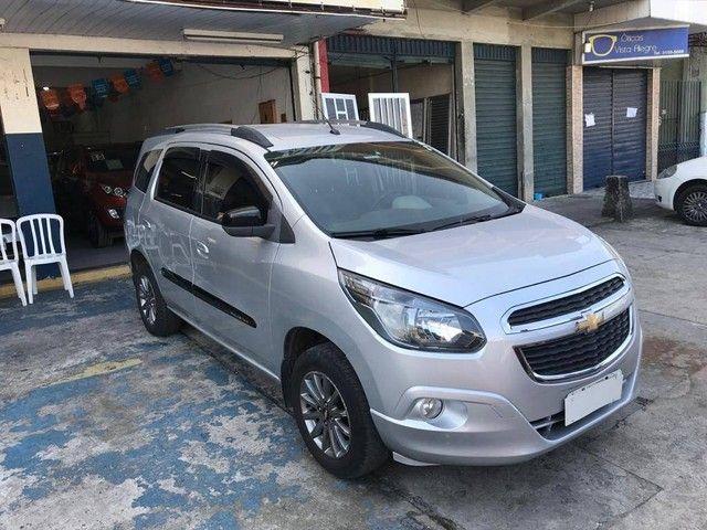 SPIN 2014/2015 1.8 ADVANTAGE 8V FLEX 4P AUTOMÁTICO