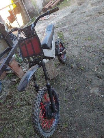 Quadro moto de trilha - Foto 2