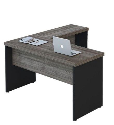 Mesa e armário de escritório - Foto 2