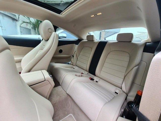 Mercedes-Benz C180 Coupe, Teto Solar, Automatico, Apenas 17 mil km rodados - Foto 12