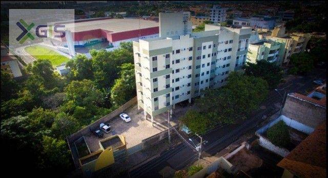 Apartamento com 2 dormitórios à venda, 57 m² por R$ 170.000,00 - Vinhais - São Luís/MA