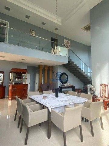 FLORAIS DOS LAGOS - CASA SOBRADO - com 4 dormitórios à venda, 436 m² - Condomínio Florais