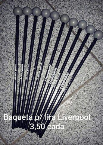 Baqueta p/ Lira Liverpool