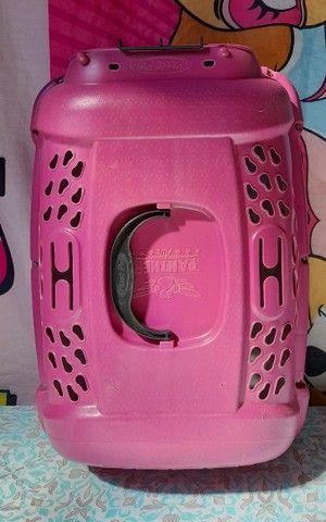 Caixa de transporte para cães - Foto 3
