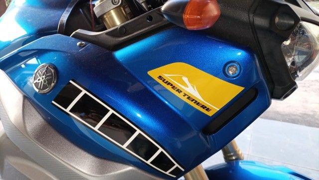 XT 1200Z - Super Ténéré 2012 - Único dono - Pneus Novos - Foto 4
