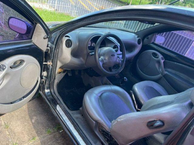 Ford Ka completo Ar gela muito  - Foto 6