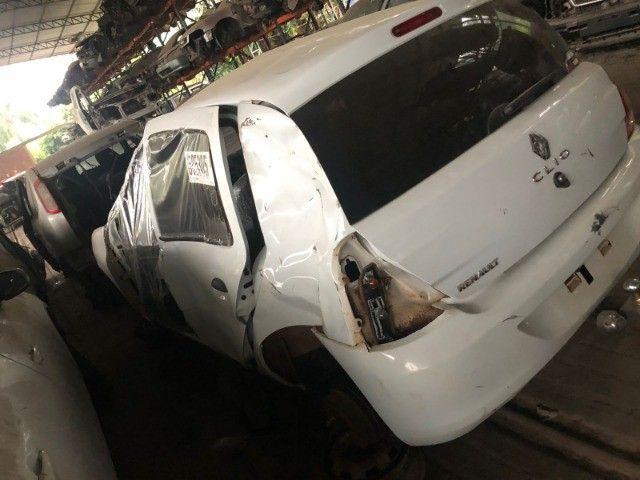 Sucata Renault Clio 2013