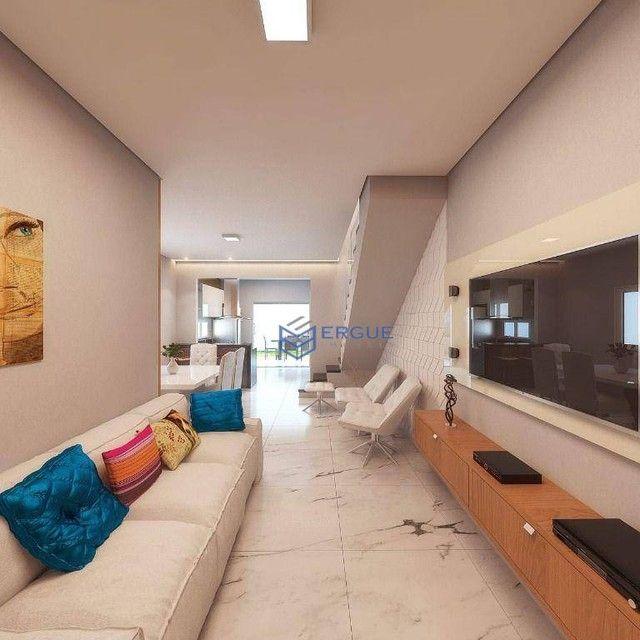 Casa com 3 dormitórios à venda, 132 m² por R$ 469.000,00 - Coité - Eusébio/CE - Foto 5