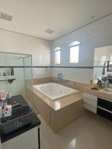 FLORAIS DOS LAGOS - CASA SOBRADO - com 4 dormitórios à venda, 436 m² - Condomínio Florais  - Foto 15