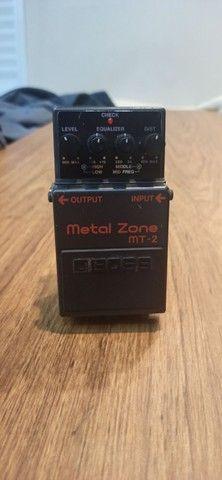 Pedal Boss Metal Zone MT-2