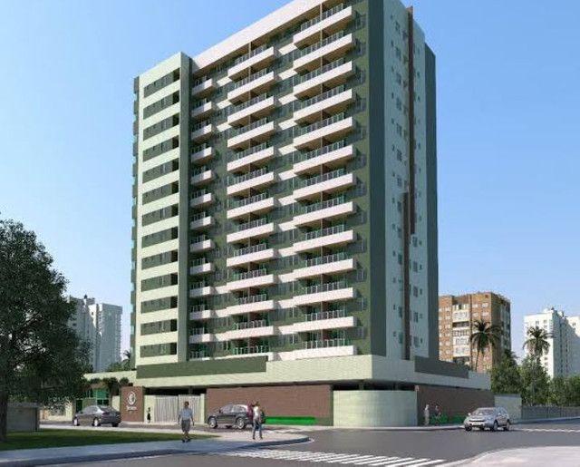 EDF Strauss AP 708, 205, more ou invista em um condomínio a duas quadras da praia. - Foto 2