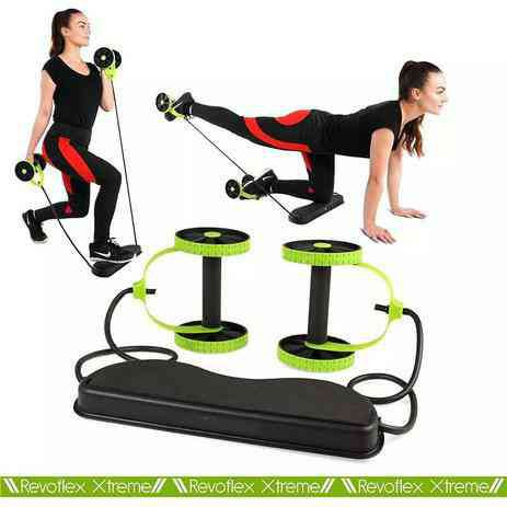Revoflex aparelho de exercícios múltiplos - Foto 5