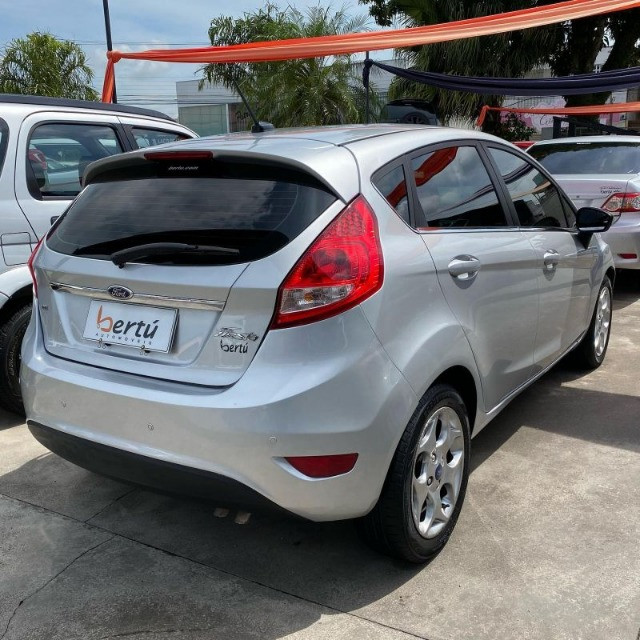 New Fiesta SE 1.6 2012/2012 - Foto 7