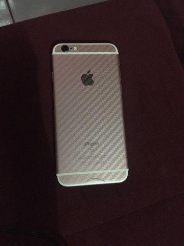 Iphone 6s 64GB estado de novo - Foto 3