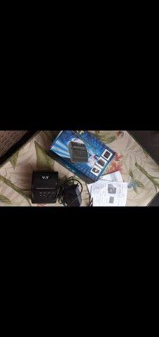 Impressora térmica portátil com bluetooth + 20 bobinas  - Foto 3
