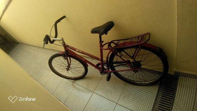 Bicicleta barra forte em ótimas condições.