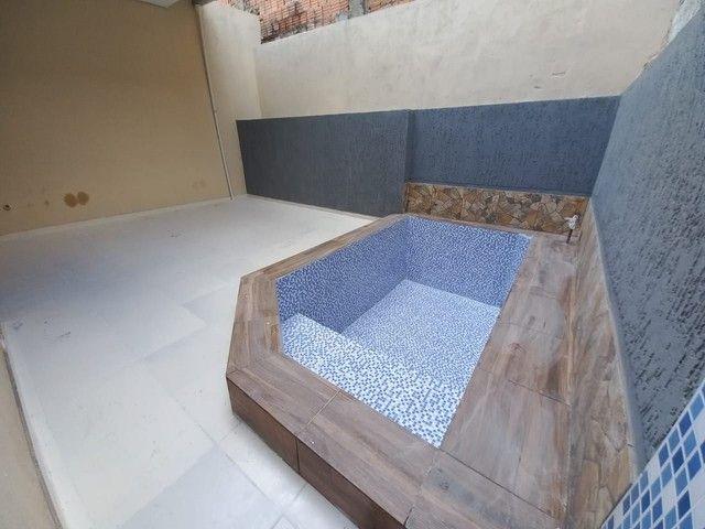 Piscina, 3 quartos, 2 vagas de garagem, Novo Aleixo  - Foto 4