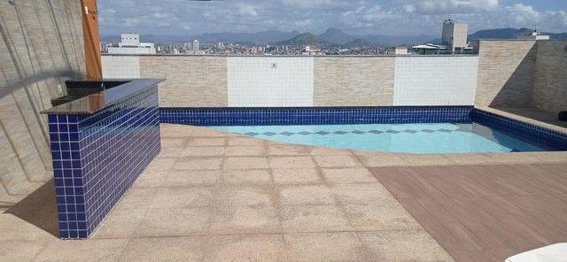 4 Quartos a 50 metros da praia de Itapuã - Foto 9