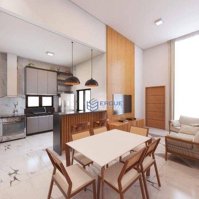 Casa com 3 dormitórios à venda, 132 m² por R$ 469.000,00 - Coité - Eusébio/CE - Foto 6