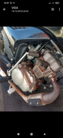 Moto Fan 125  - Foto 2