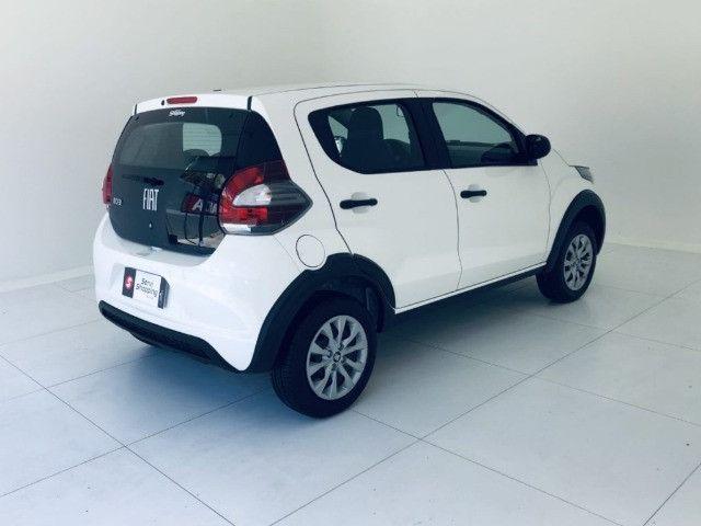 Fiat mobi like 2021 0km - Foto 6