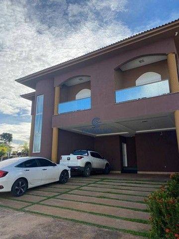 FLORAIS DOS LAGOS - CASA SOBRADO - com 4 dormitórios à venda, 436 m² - Condomínio Florais  - Foto 17