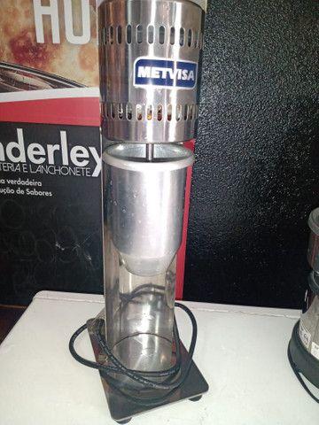Batedor de milk  Sheik e espremedor de fruta  - Foto 2