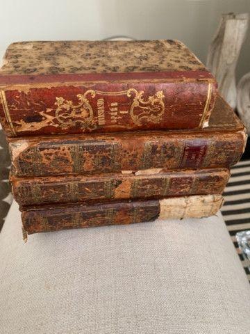 3 Livros Antiguidade - Foto 2