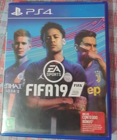 Fifa 19 PS 4