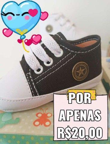 Sapato bebê - Foto 3