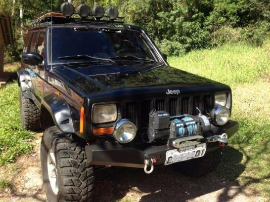 Attractive Jeep Cherokee XJ 1998