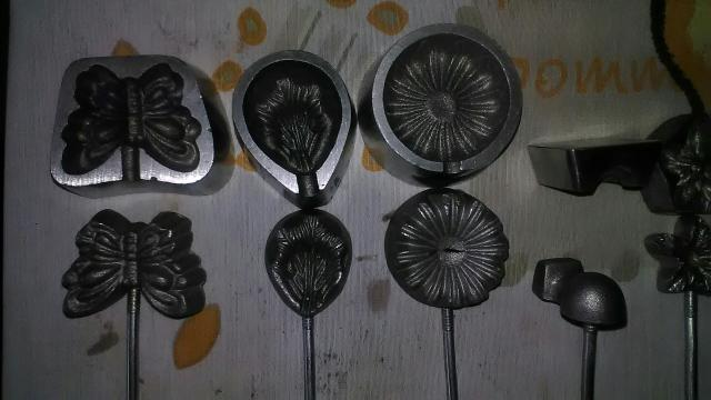 Moldes de flores | Artesanatos