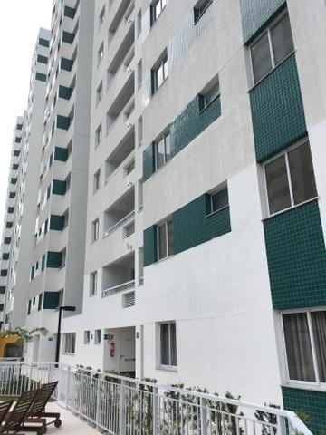 Apartamento Arboris Jabutiana - Atras do Mercantil Rodrigues - 2 ou 3/4 com suite - Pronto
