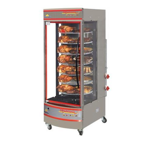 Máquina de assar frango (equipamento NOVO)