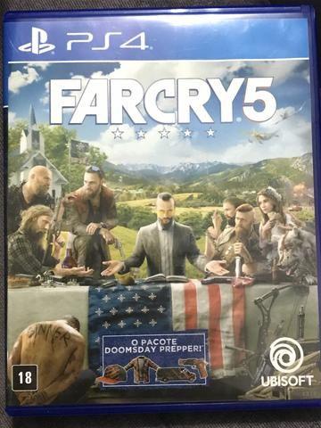 Far cry 5 vendo ps4
