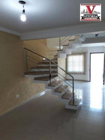 Sobrado residencial à venda, barreirinha, curitiba - so0609. - Foto 7