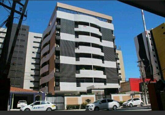 Apartamento na Jatiuca em frente ao Harmony! 85,00m2 com 3/4 e 2 Vagas soltas