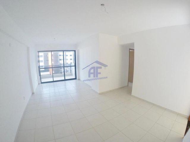 Apartamento novo com 3 quartos (2 suítes) - Edifício Marcel Sampaio - Jatiúca
