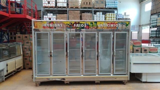 Expositor vertical 06 portas