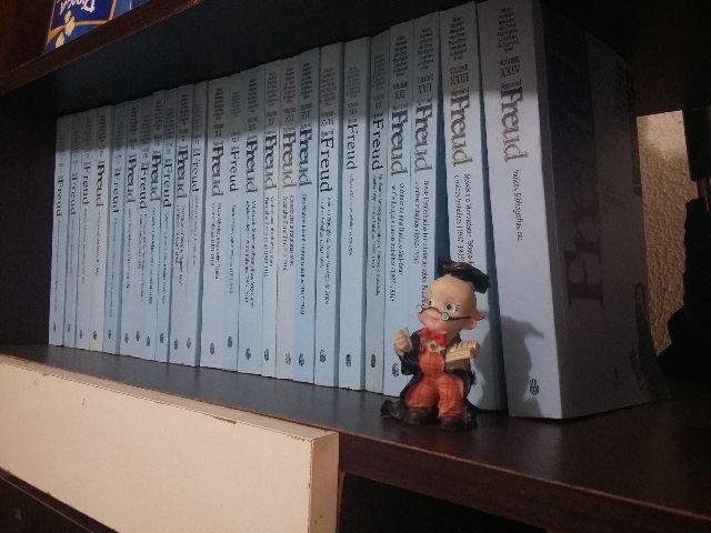 Obras Completas de Freud em perfeito estado