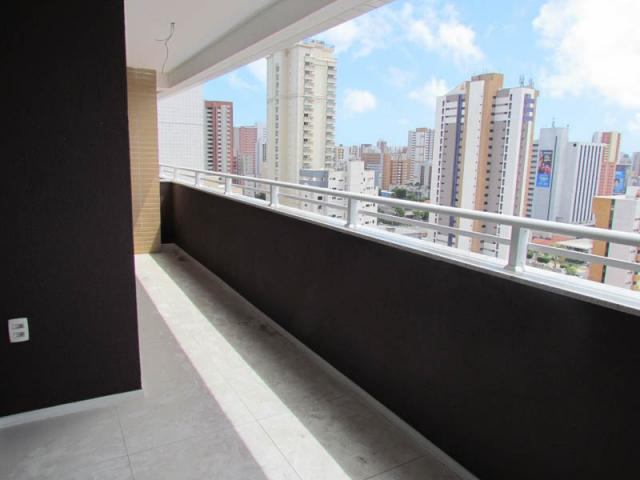 Apartamento à venda, 4 quartos, 2 vagas, aldeota - fortaleza/ce - Foto 16
