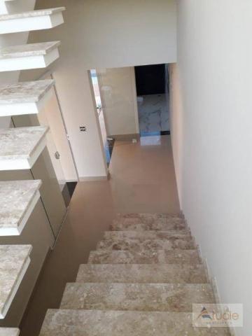 Casa com 3 dormitórios à venda, 440 m² - parque olívio franceschini - hortolândia/sp - Foto 11